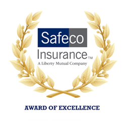 Safeco Award of Excellence